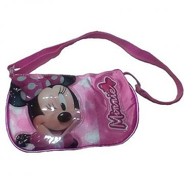 Geanta Disney Minnie Mouse in relief - Hello Kids